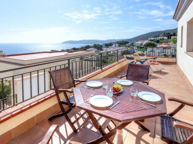 Molina, vacation rental in Garriguella