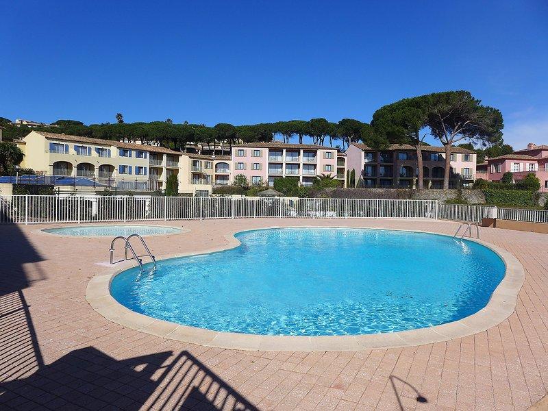 Le Thalassa 1, holiday rental in Sainte-Maxime