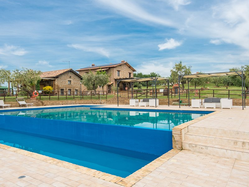 Melograno o Giglio, vacation rental in Montasola