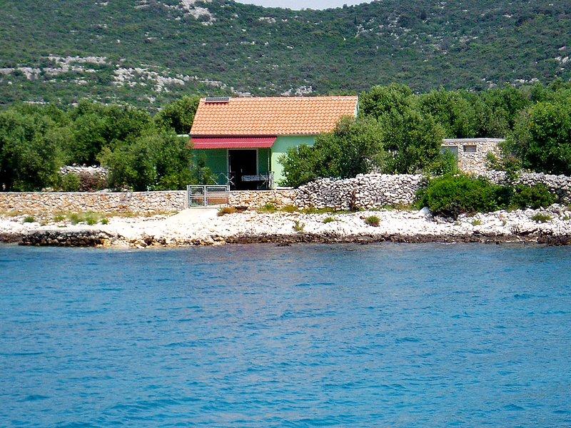 Rudi, holiday rental in Kornat Island