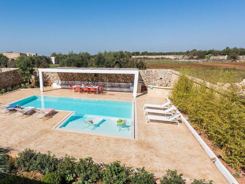 Villa Diamante, vacation rental in Montesardo