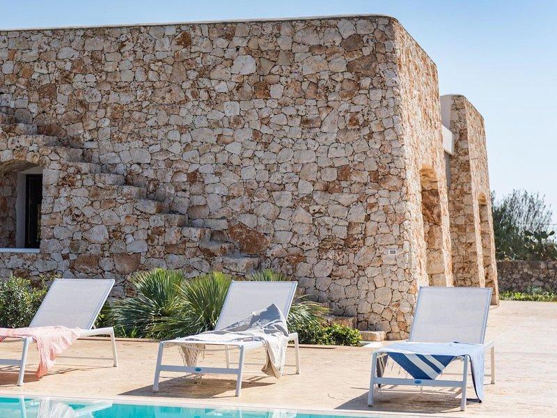 Villa Diamante, holiday rental in Marina Serra