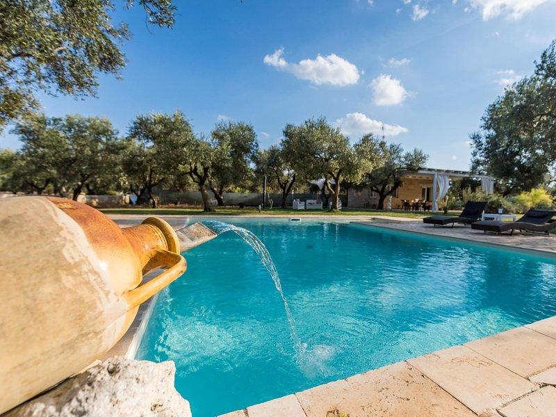 Villa Safiria, casa vacanza a Cannole