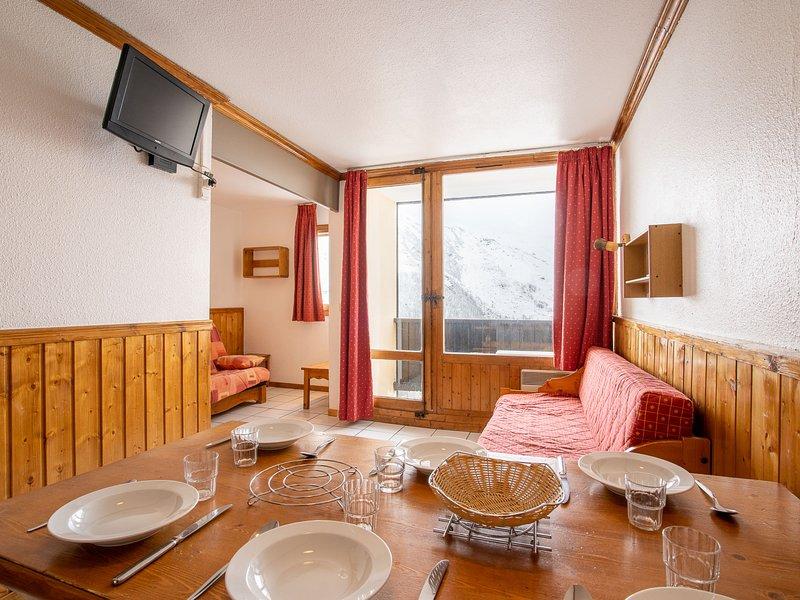 Le Villaret, holiday rental in Les Menuires