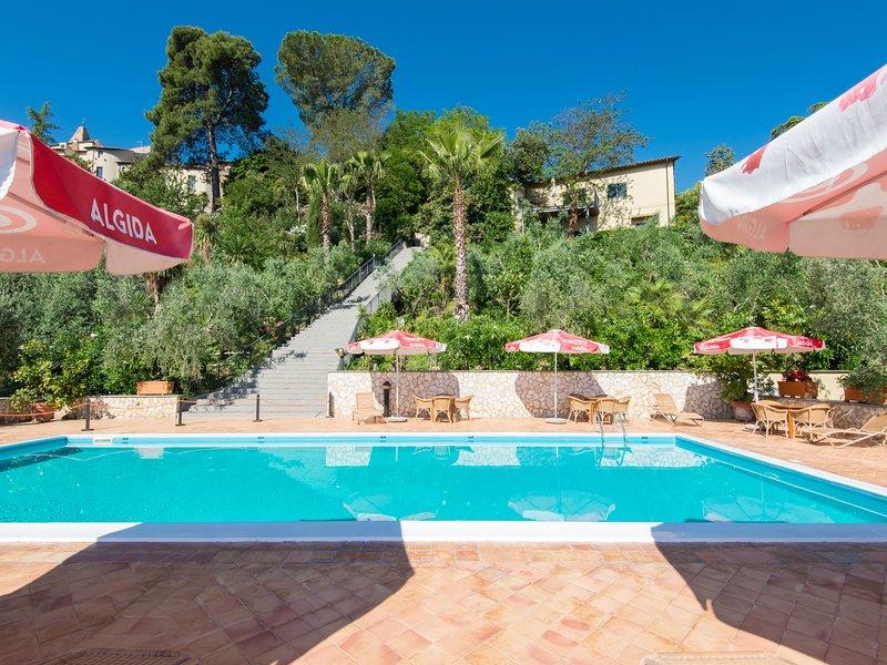 La Magnolia, holiday rental in Ponzano Romano