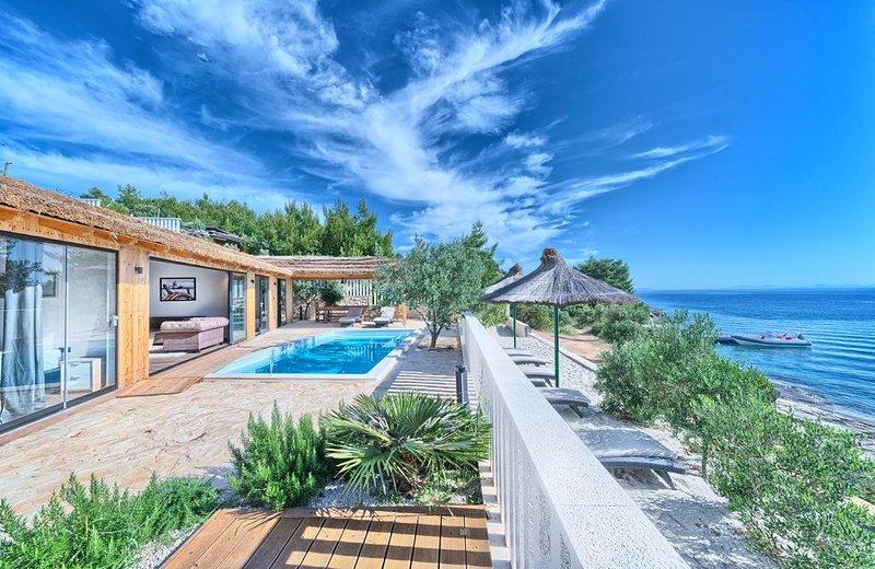 Villa Filip, alquiler de vacaciones en Jezera