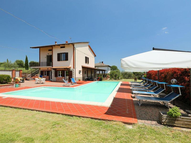 Giardino degli Ulivi, location de vacances à Castiglione del Lago