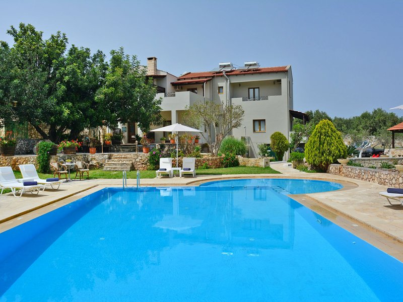 Vasilikos, holiday rental in Vamos