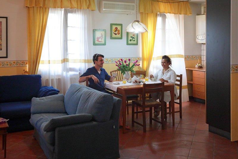 GIGLIO, vacation rental in Collesalvetti