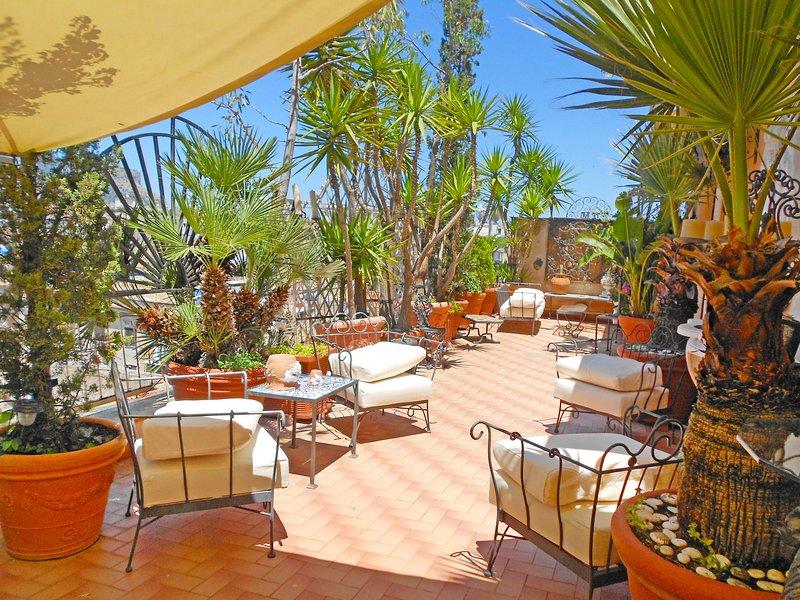 Giardino delle Palme, holiday rental in Villagrazia di Carini