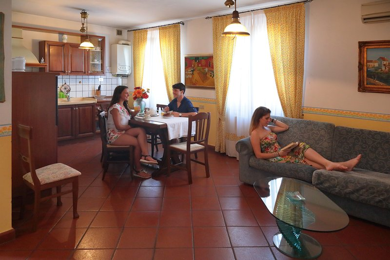 ORTENSIA, holiday rental in Lavoria