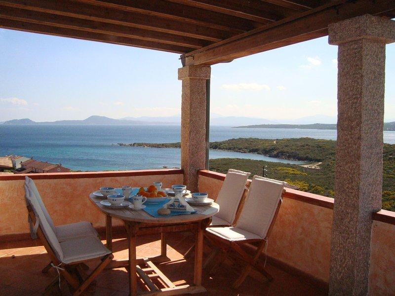 Silvia, holiday rental in Golfo Aranci