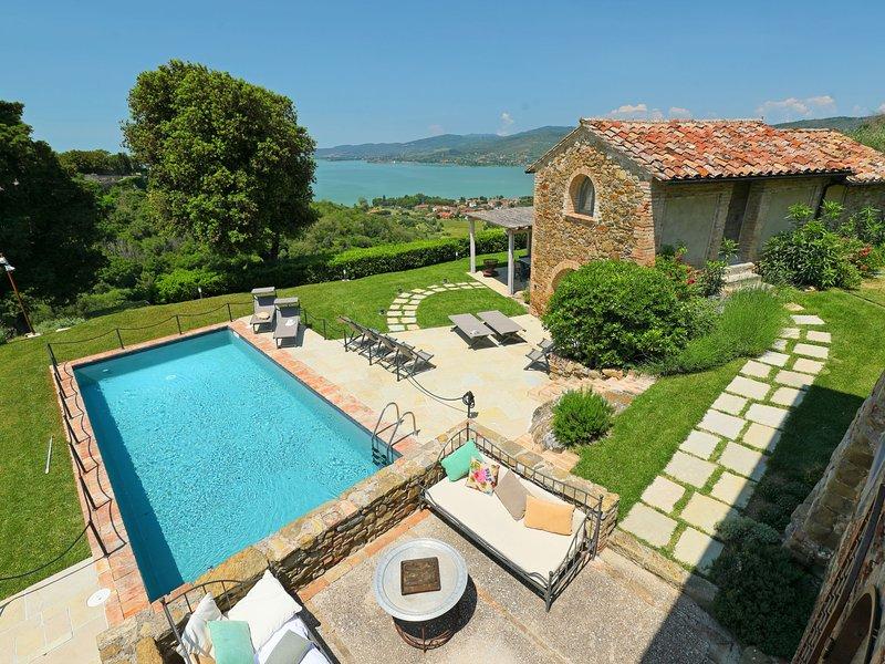 Prima Luce, casa vacanza a Castel Rigone