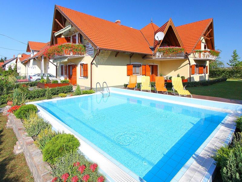 Balaton A465, alquiler de vacaciones en Balatonederics