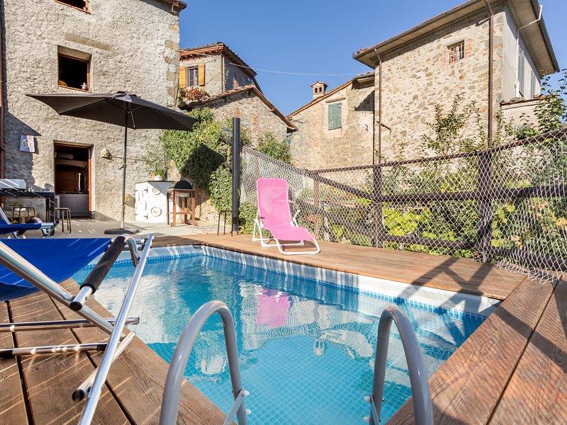 The Cherry trees, holiday rental in Coreglia Antelminelli