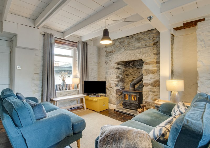 Torleven Cottage, holiday rental in Porthleven