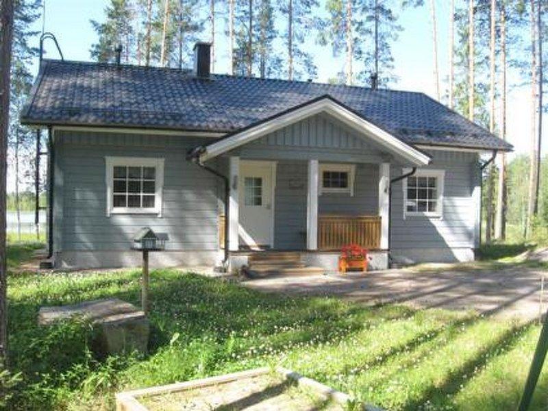 Käpälämäki, vacation rental in Rautalampi