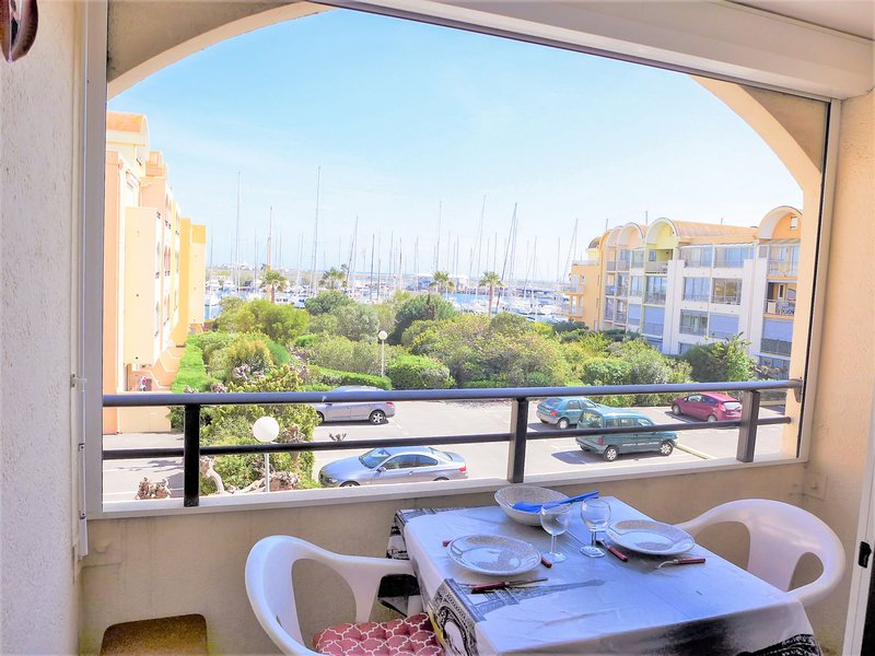 Gruissan Port, vacation rental in Bages