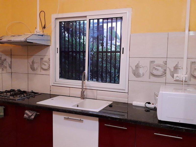 Nice studio with balcony & Wifi, vacation rental in Mamoudzou