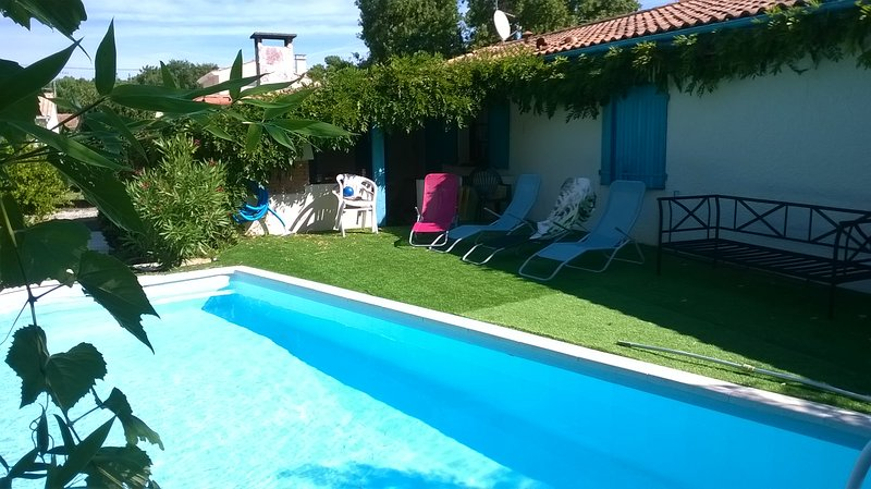 Amazing house with swimming-pool, vacation rental in La Tremblade