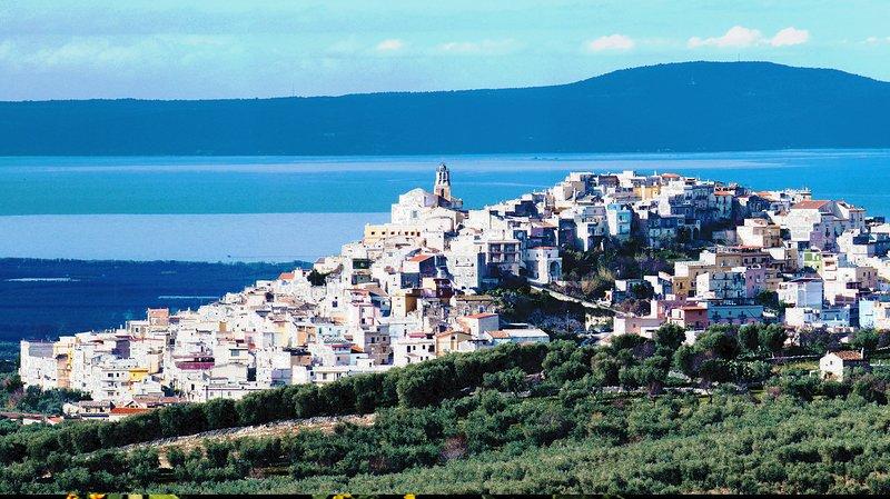 Gargano da scoprire a Carpino tra Mare Monti e Lago, vacation rental in San Giovanni Rotondo