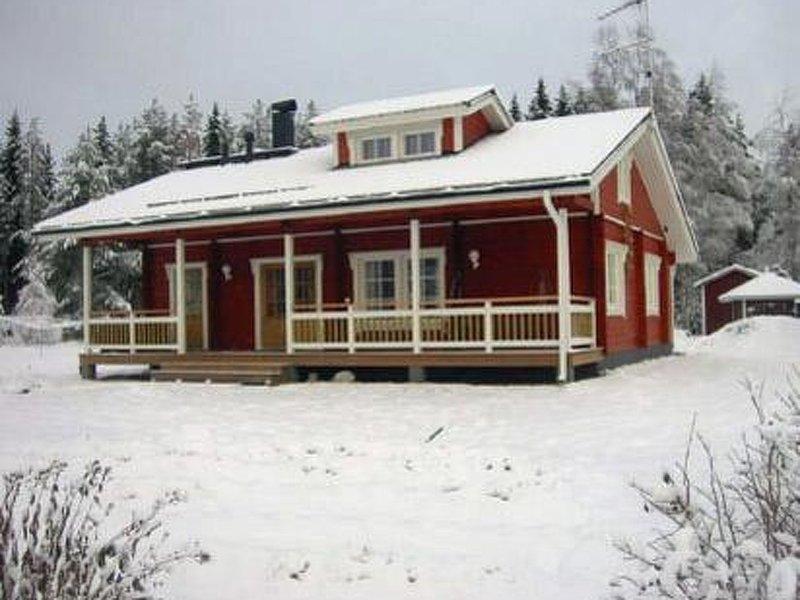 Niittyleinikki, aluguéis de temporada em Haapalanlahti