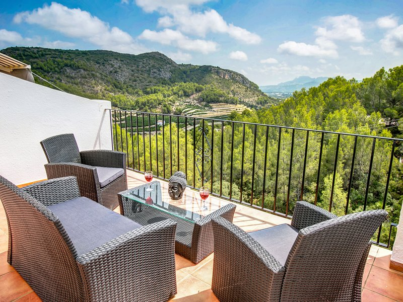 Hope, holiday rental in Vall de Gallinera