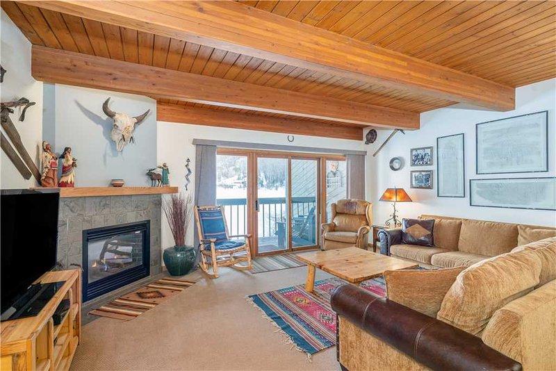Riverside Condos B101, vacation rental in Telluride
