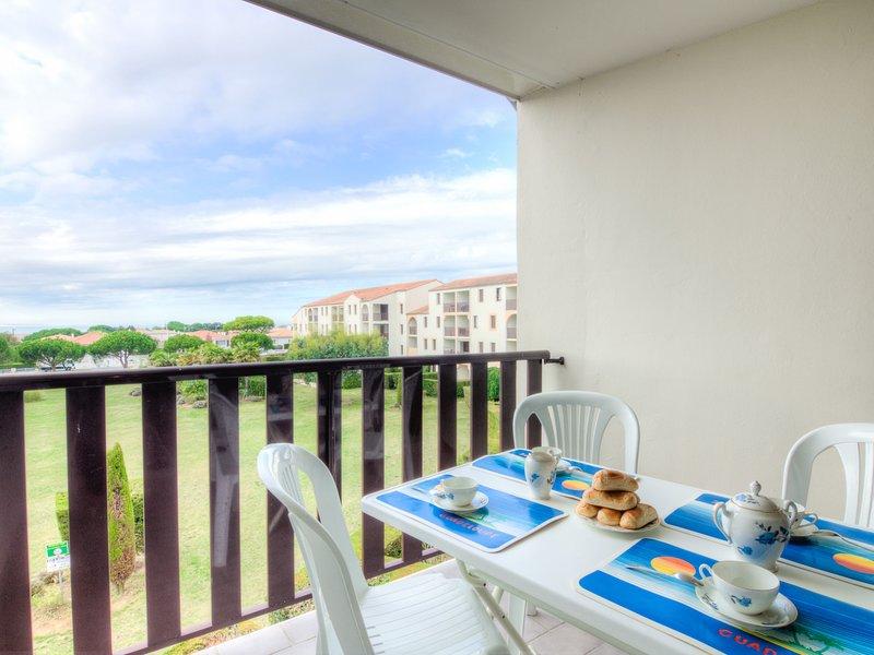 Les Balcons de l'Atlantique, location de vacances à Pontaillac