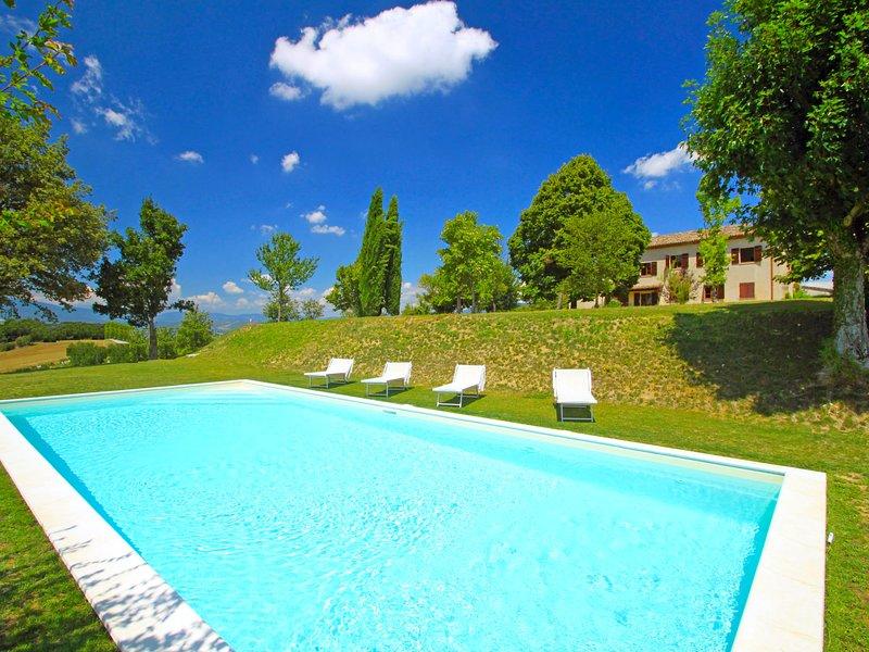 Montebello, Ferienwohnung in Pistrino
