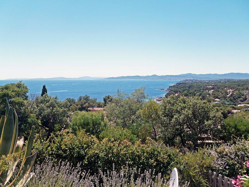 Panorama, Ferienwohnung in Boulouris