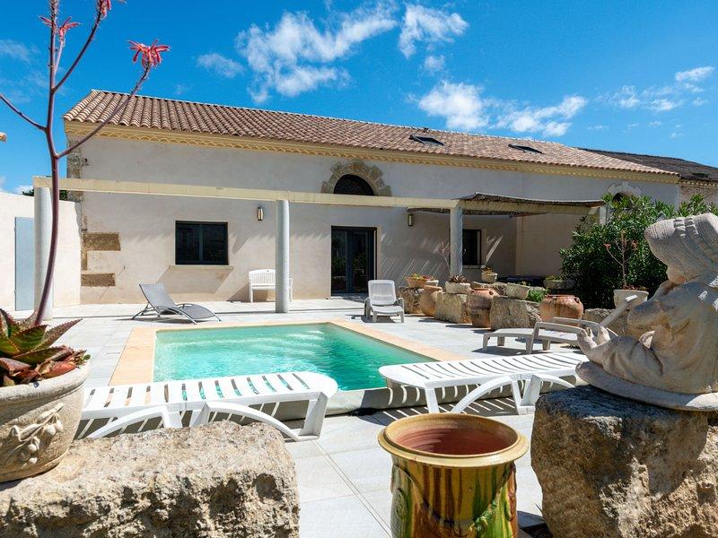 La Bergerie, location de vacances à Lespignan