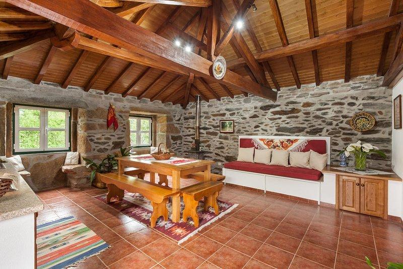 Beautiful house in Amarante & Wifi, location de vacances à Varzea