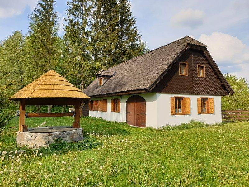 Dolní Příbraní, aluguéis de temporada em Kaplice