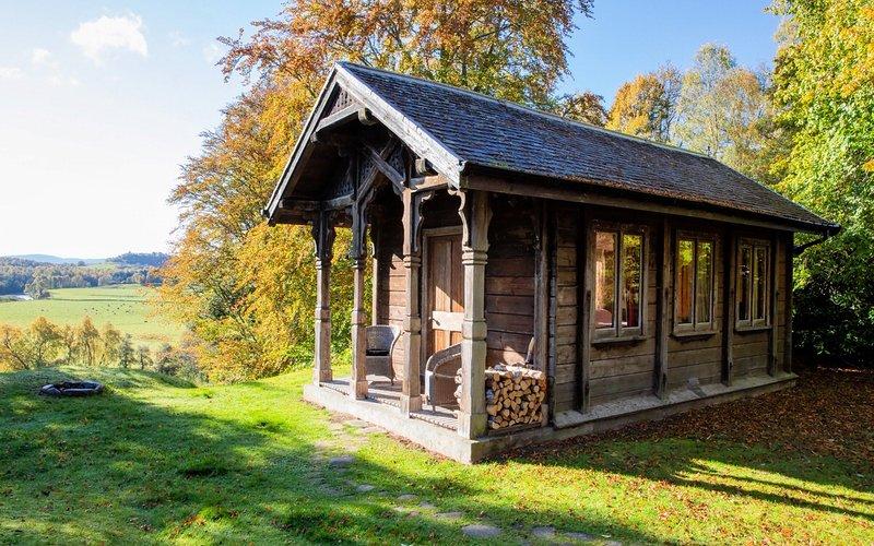 The Studio - Glenferness Estate, Ferienwohnung in Nairn