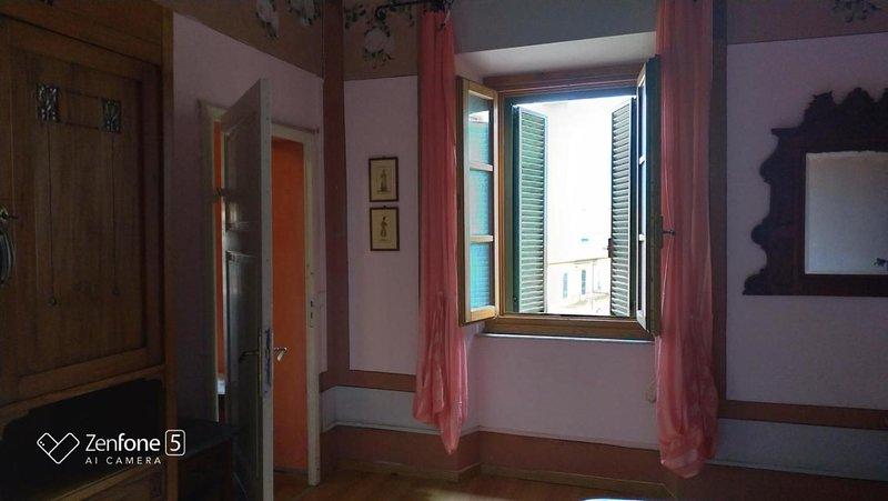 appartamento giallo, casa vacanza a Rio Marina