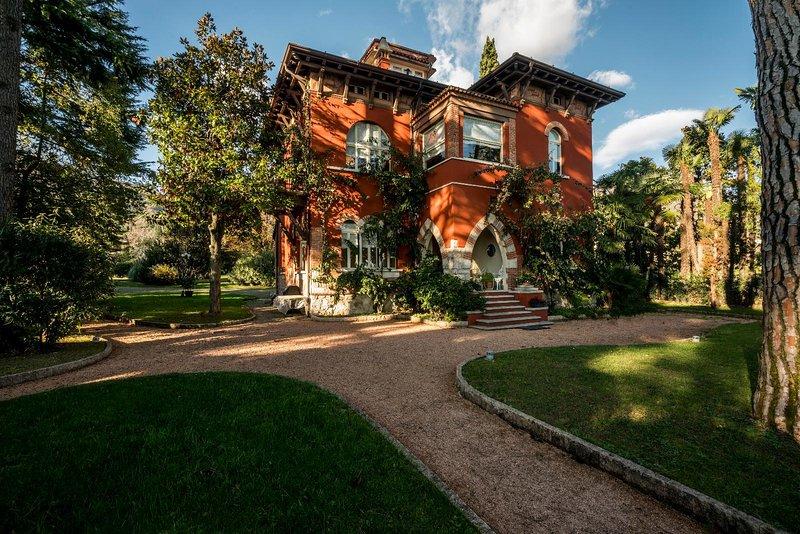 Villa Titynino, holiday rental in Barbarano di Salo