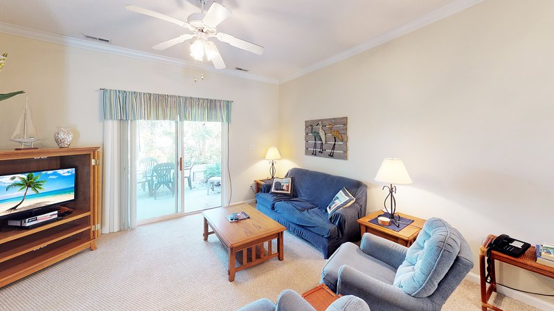 Village at the Glens D 107, vacation rental in Little River