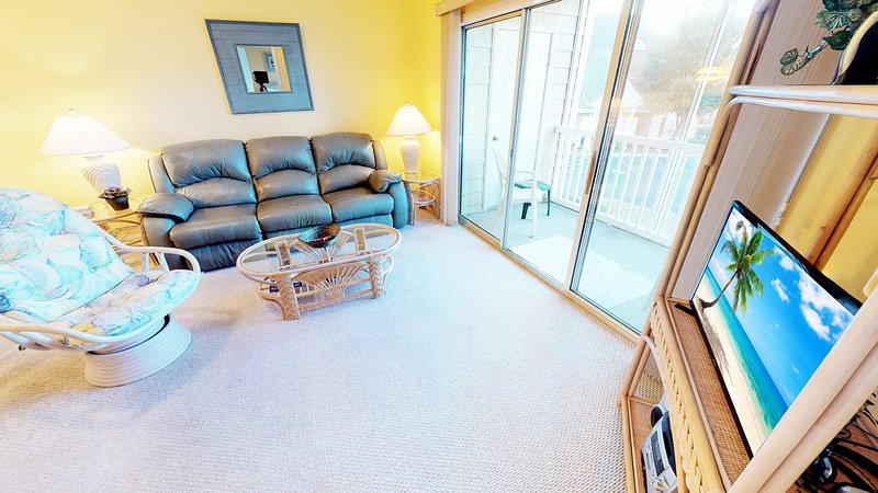 Village at the Glens F 202, vacation rental in Little River