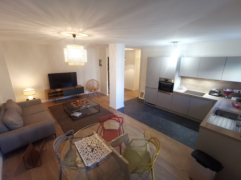 ARC01 - T3 neuf au coeur de Saint-Florent, holiday rental in Saint Florent