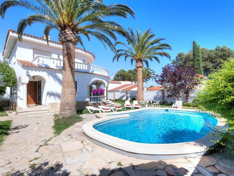 Villa Mar, holiday rental in Vilanova d'Escornalbou