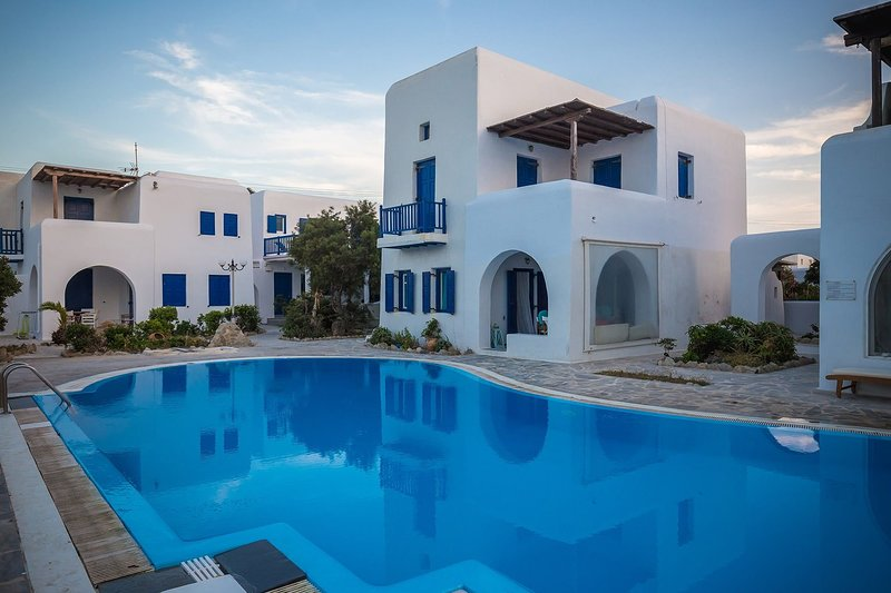 Villa Ylenia, aluguéis de temporada em Ornos