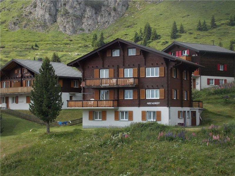 Abendrot Parterre, holiday rental in Riederalp