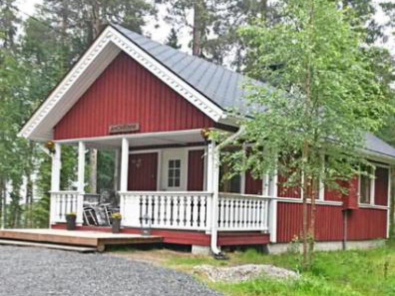 Kaukosaaren ahonrinne, holiday rental in Vallioniemi