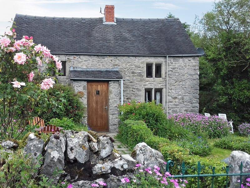 Ivy Cottage, holiday rental in Brassington