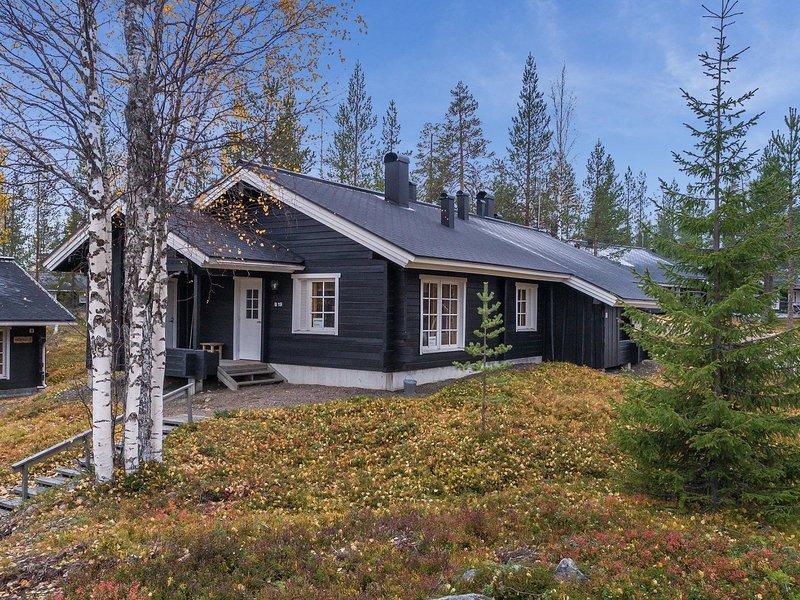 Lomaylläs b19 / palovaarankaarre 2 b, holiday rental in Kolari
