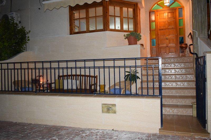 Alquiler Vacacional Villarias Archena, vacation rental in Las Torres de Cotillas