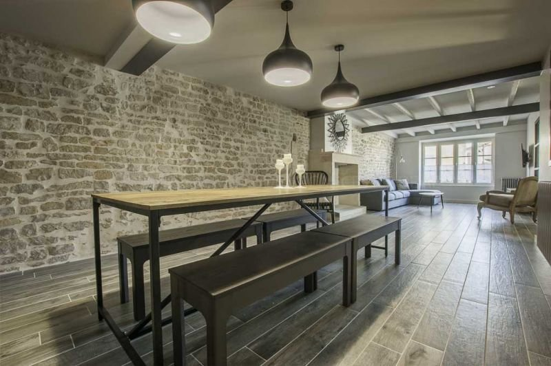 Architecturally designed boutique town house, holiday rental in La Flotte