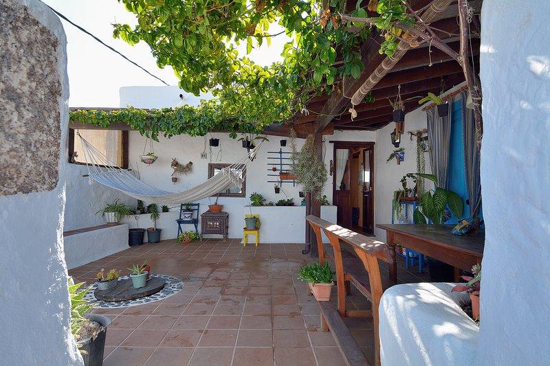 Terraza cocina