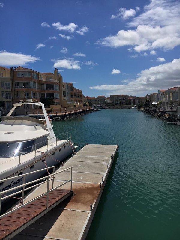 Harbour Island - el nuevo puerto en la bahía de Gordon